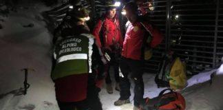 soccorso alpino salvataggio speleologo
