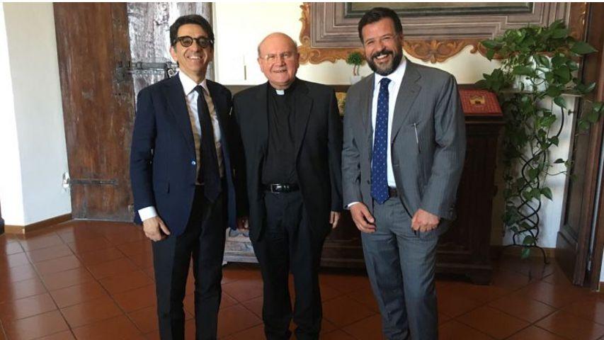 vertici tagina vescovo