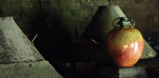 depliant museo rubboli mostra maiolica assisi