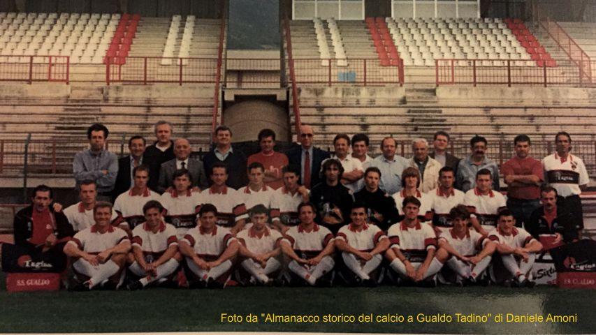 gualdo calcio 1993/94